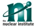 The Nuclear Institute logo
