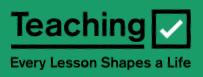 Teaching logo