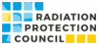 Radiation protection council logo