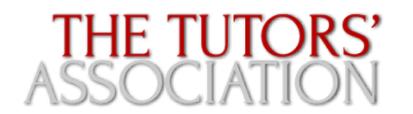 Tutors' association logo