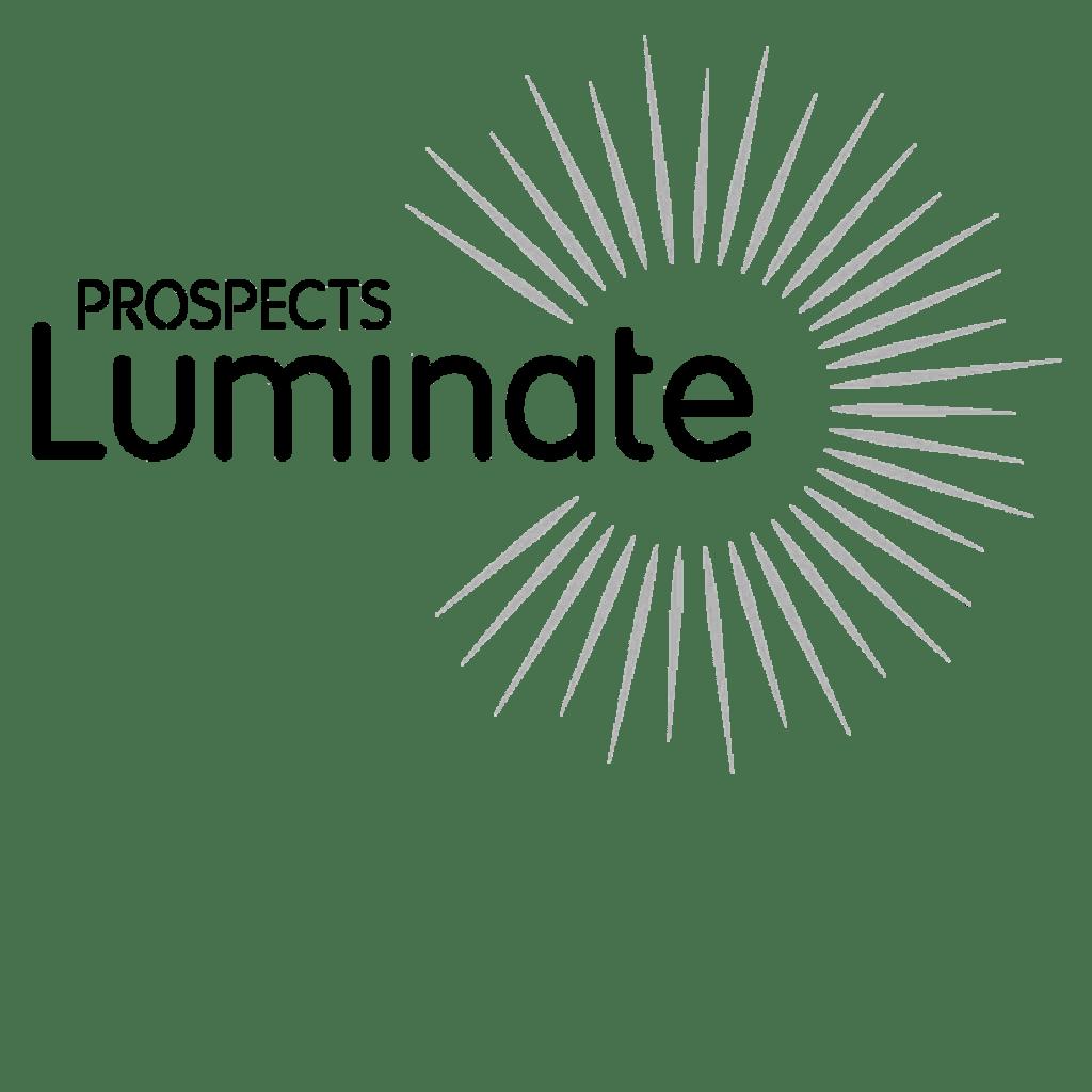 prospects luminate logo