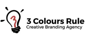 3 Colours Rule logo