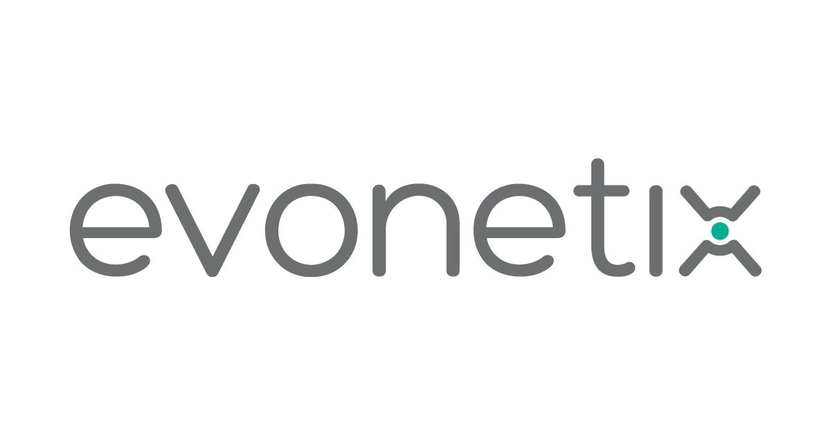 evonetix logo