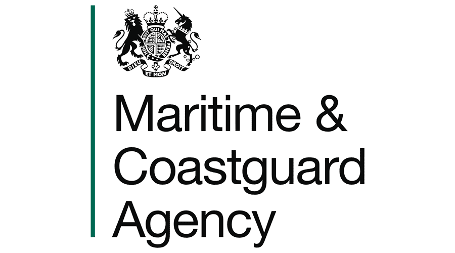 maritime and coastguard agency logo