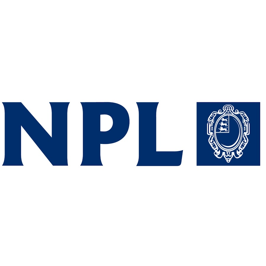 national physics library logo